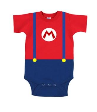 cache couche pour bébés Geek (5)