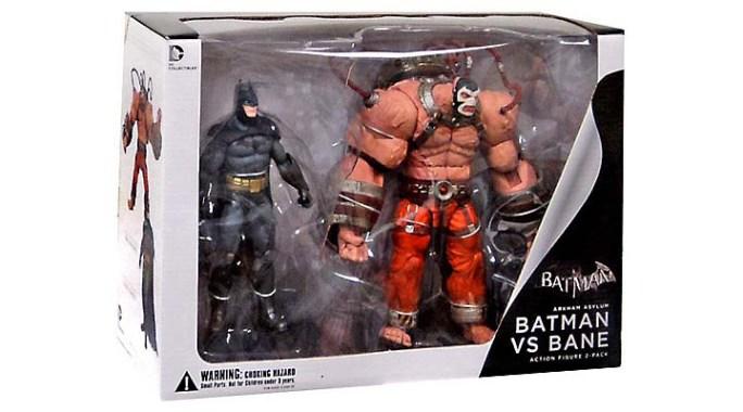 Figurine Batman Arkham Asylum, la review