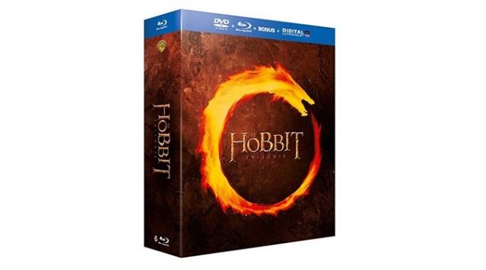 Le Hobbit coffret de la trilogie