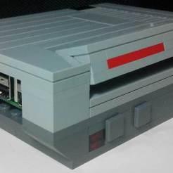 kit NES Lego raspberry pi (3)
