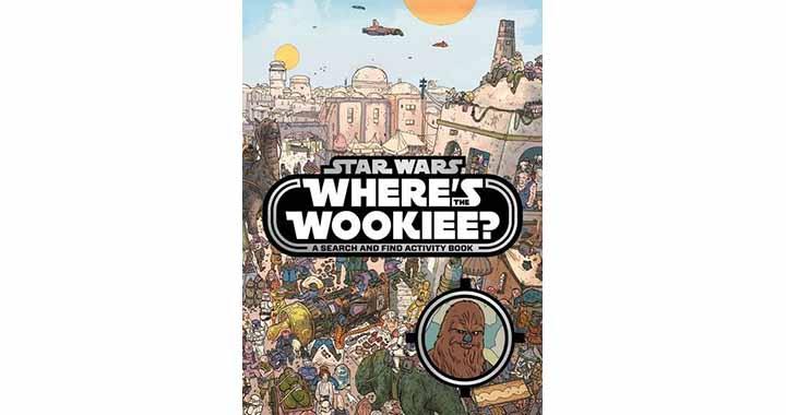 Au lieu de chercher Waldo, cherchez Chewbacca