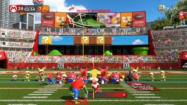 mario football américain (3)