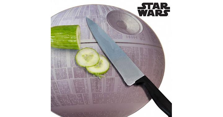 [Gadget] Cette planche Star Wars arrive dans votre cuisine