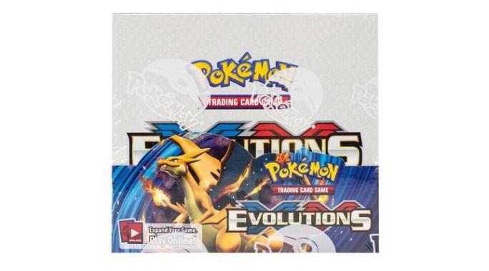 Pokémon Evolution, un retour aux sources