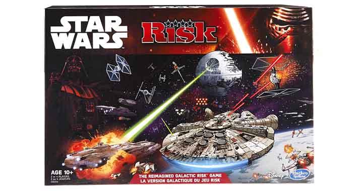 Risk Star Wars, le jeu de société