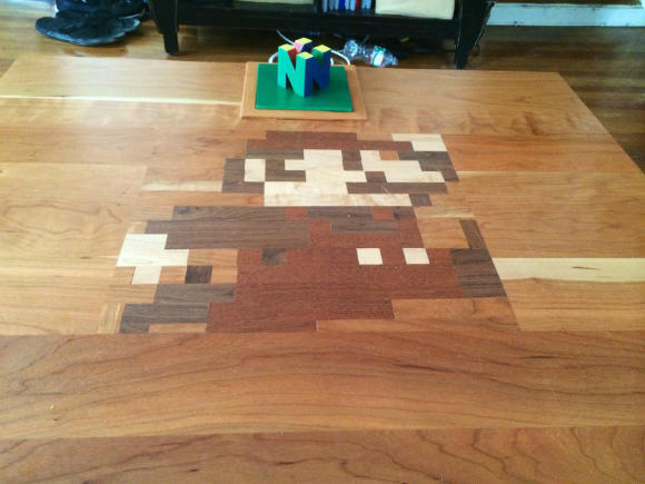 table custom Nintendo 64