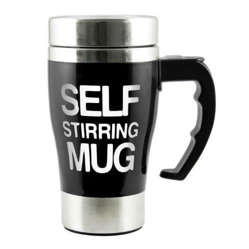 tasse qui mélange automatiquement votre café mug