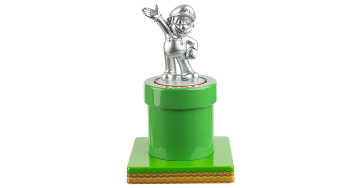 Un tuyau Amiibo pour vos plus belles figurines