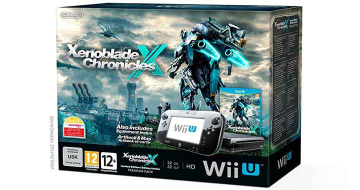 Xenoblade Chronicles X enfin de sortie en Europe
