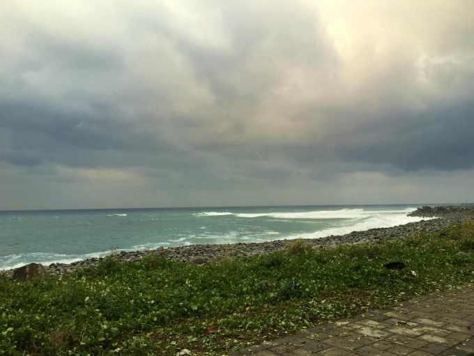 東台湾、サーフィン、サーフポイント
