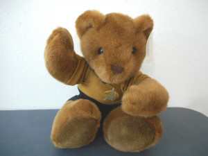 Toy - Star Trek Bear CVG 2015