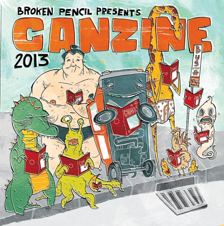 CanZine 2013