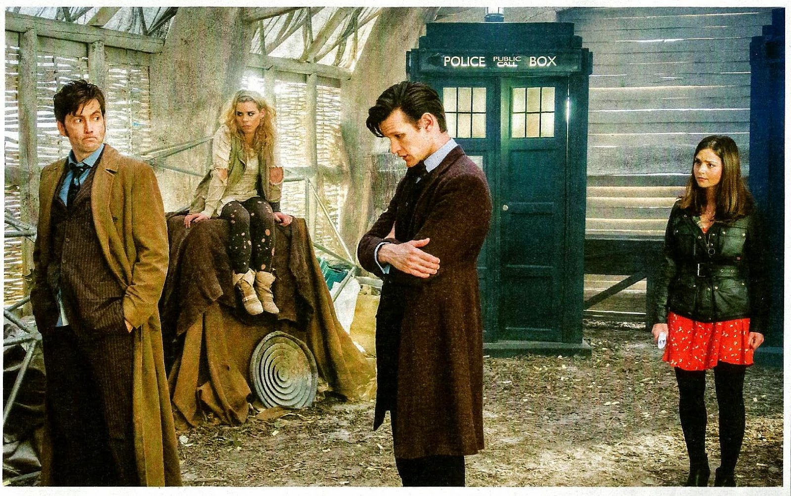 The Day of The Doctor Women