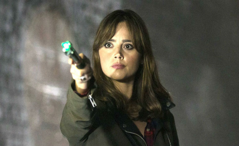 Because Clara is neither a reflection of The Doctor, a plot device of his, nor a heavy-handed hint of there being a female Doctor in the future at all ...