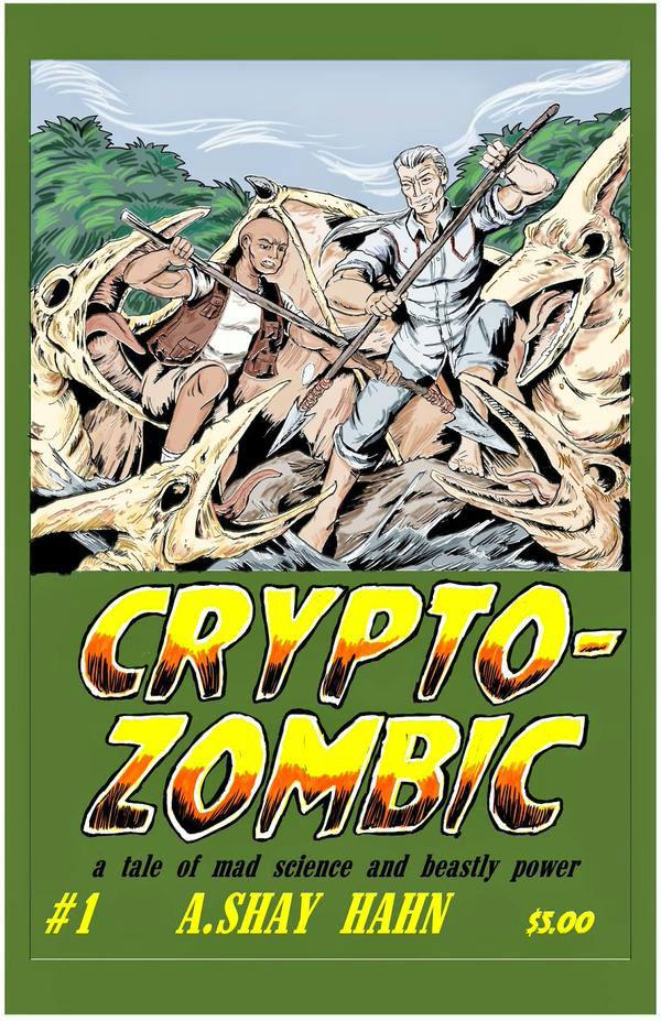 Crypto-Zombic