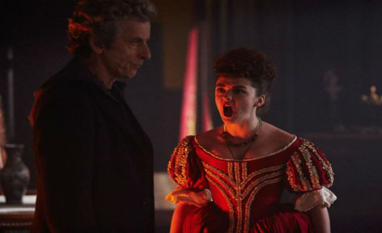 Doctor Who Angry Lady Me