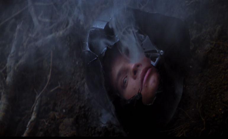 Luke in Vader