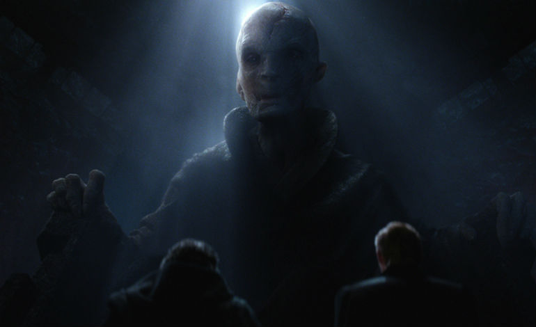 Force Awakens Snoke