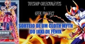 Cloth Myth Ikki
