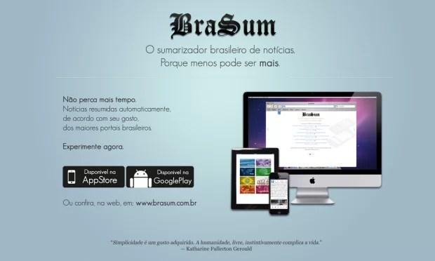 Brasum - App