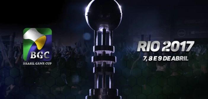Brasil Game Cup (BGC) | Evento terá área Drone Racing com exposição e campeonatos de drones