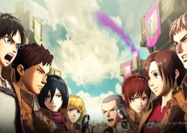 Attack on Titan: Wings of Freedom 2 | Trailer oficial completo do novo game