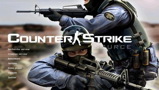 Counter Strike, le premier jeu vidéo multijoueur !