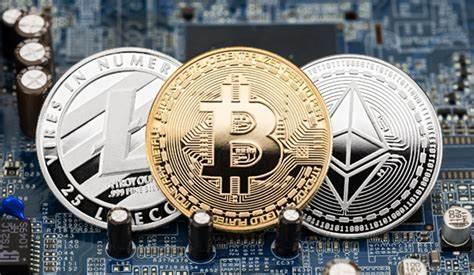 En temps de crise, les cryptomonnaies étonnent