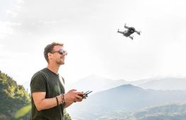 utiliser un drone video photo