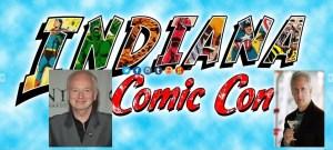 Indiana ComicCon Brent Spiner & Ian McDiarmid