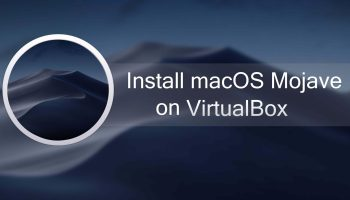 How to Speed Up macOS Mojave on Virtual Machine - Geekrar