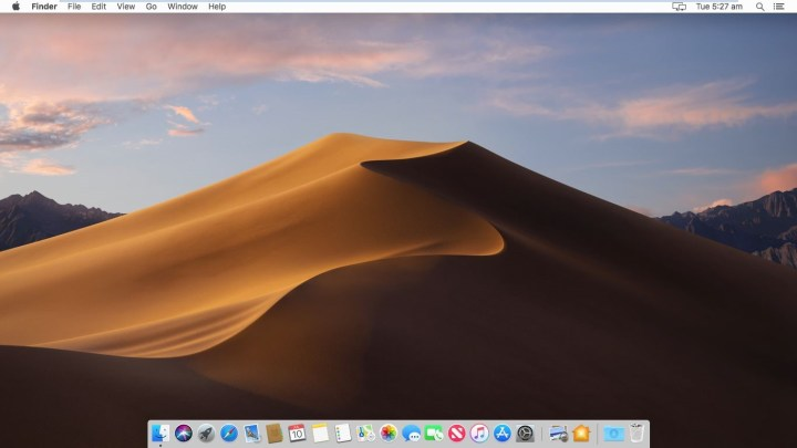 macOS Mojave Homepage