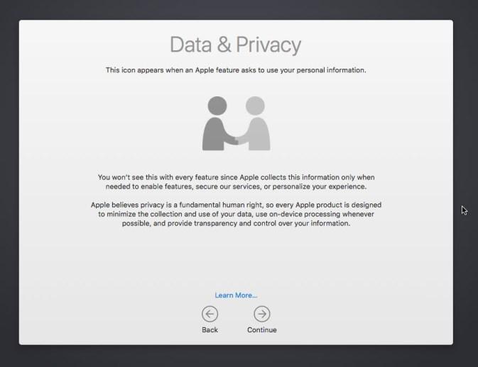 Data & Privacy