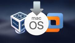 Download macOS Virtual Machine Image for VMware & VirtualBox