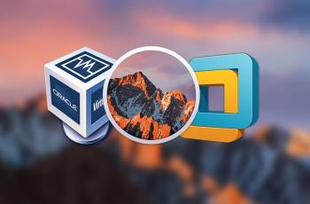 Download macOS Sierra VMware & VirtualBox Image