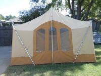 Old Canvas tent worth fixing?