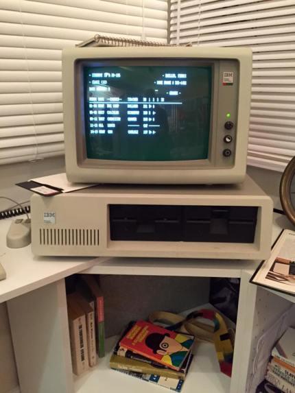 Ferris Bueller's Computer