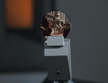 Star Trek Optical Disk w/reader