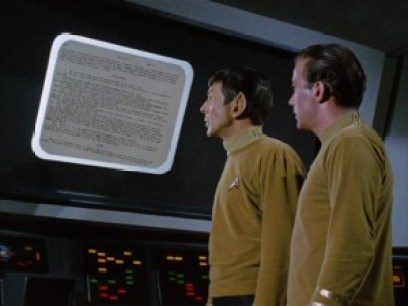 eBooks on Star Trek