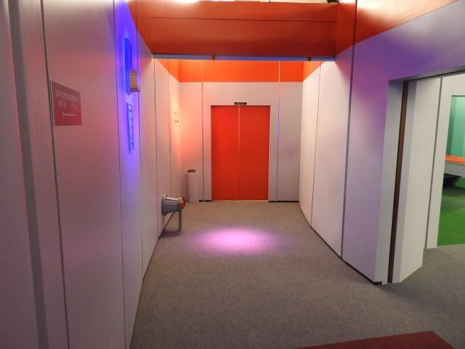 Star Trek Set Tour Corridor 1