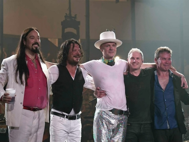 The Tragically Hip's Gord Downie Dies Aged 53