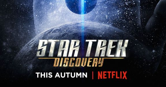 Star Trek Discovery on Netflix