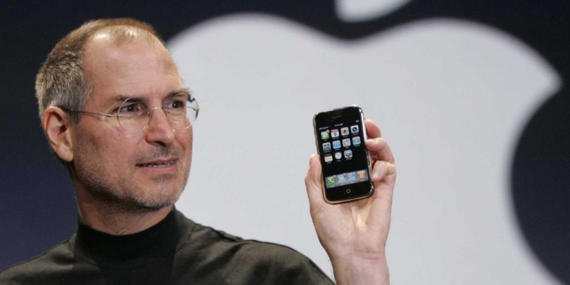 Original iPhone launch