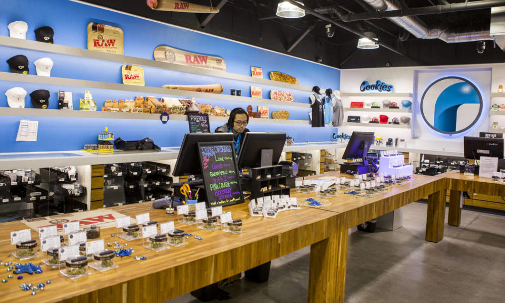 Reef Dispensaries isn't your average weed shop