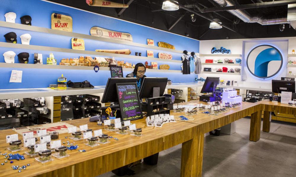 Reef Dispensaries isn't your average weed shop