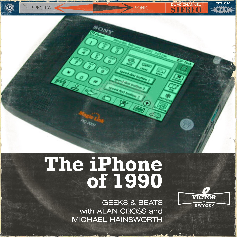 The iPhone from 1990: General Magic with filmmaker Matt