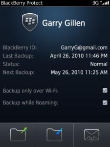 BlackBerry Protect 3 - BlackBerry 7