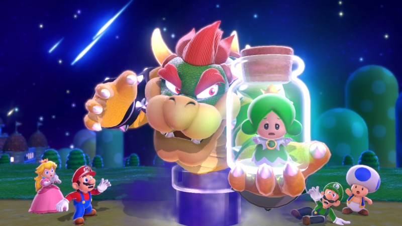Super Mario 3D World - Bowser - Nintendo Wii U