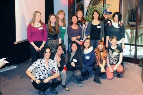 Pixelles Montreal 4 - Vernissage Mars 2014