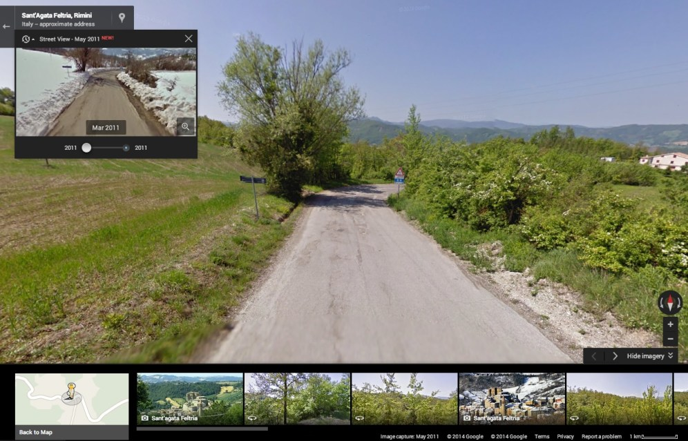 Google Maps Street View - Time machine 4